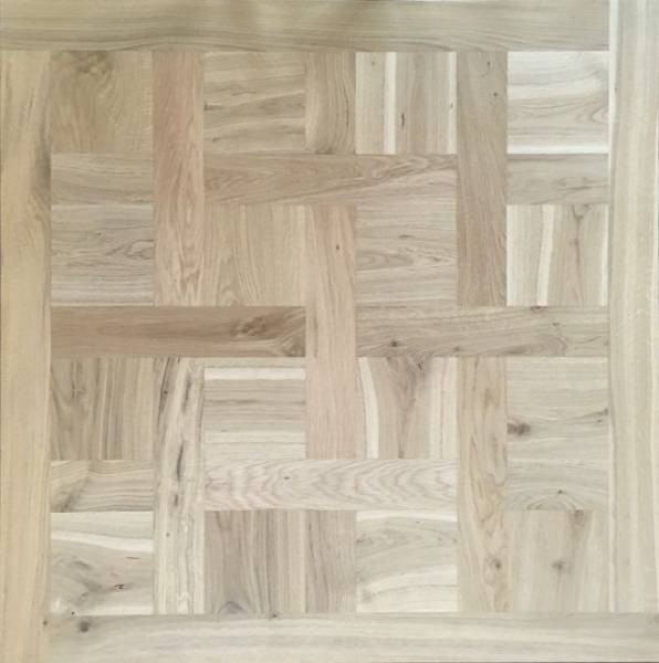 Chantilly Oak Parquet Panels