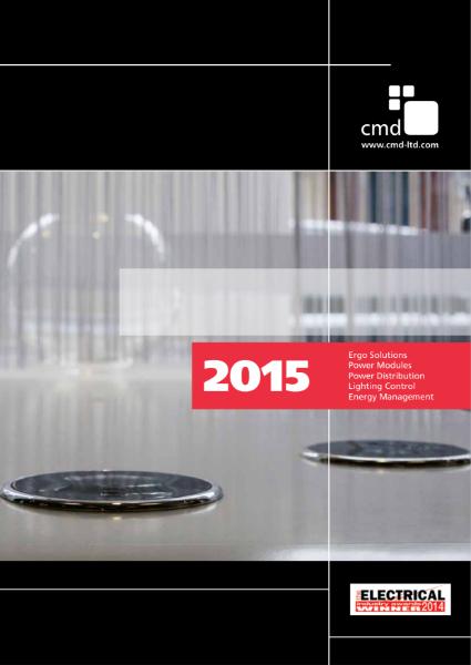 CMD 2015 Catalogue