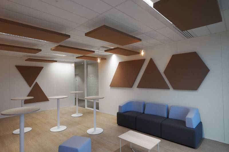 928 ACOUSTIC PANELS FOR A GOVERNMENT AGENCY