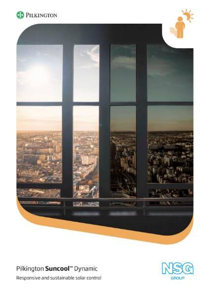 Pilkington Suncool Dynamic Brochure