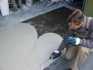 Degafloor Deep Fill Repair Mortar