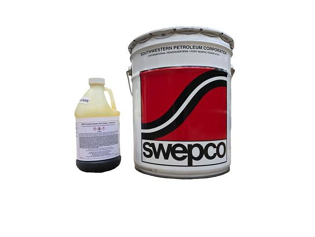 SWEPCO Guardian Seamless Roof Coating & Activator