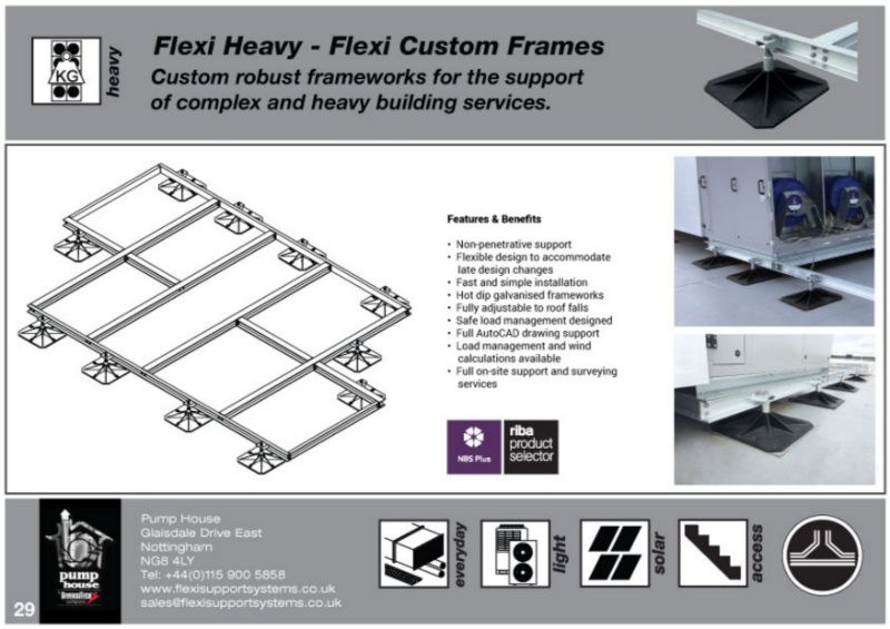 Flexi Heavy - Flexi Custom Frames