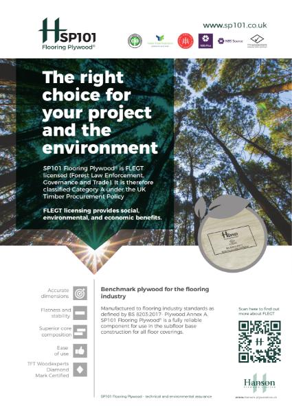 SP101 Environmental Flyers