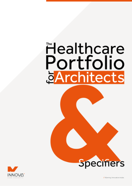 The Healthcare Portfolio for Architects & Specifiers