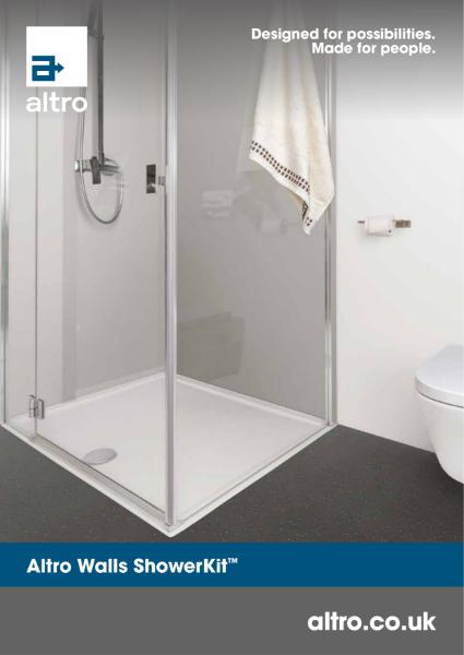Altro ShowerKit Leaflet