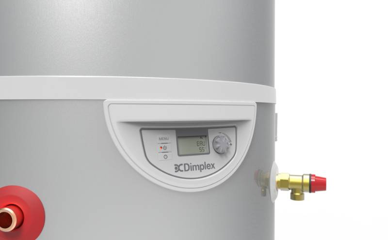 Dimplex's Edel renewable water heater cuts Jersey homeowner's bills by 80 per cent