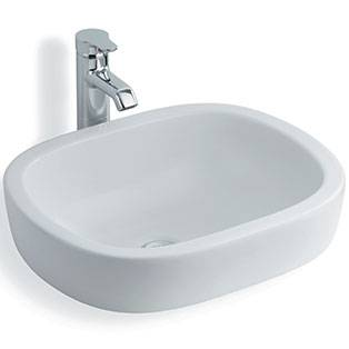 White Wash Basins