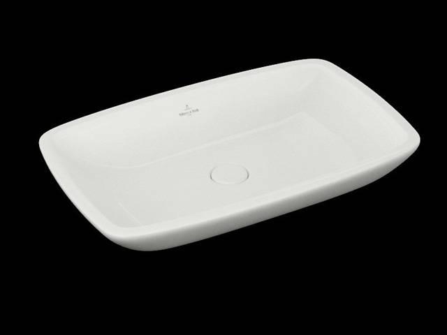 LOOP & FRIENDS Surface Mounted Washbasin 5154 00 XX