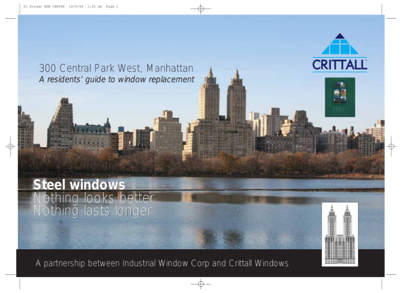 A Residents' Guide to Window Replacement at 300 Central Park West, NYC