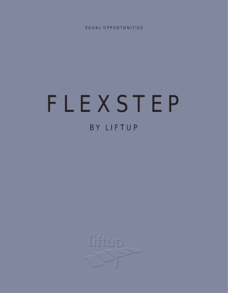 FlexStep by Liftup - Architect Catalogue