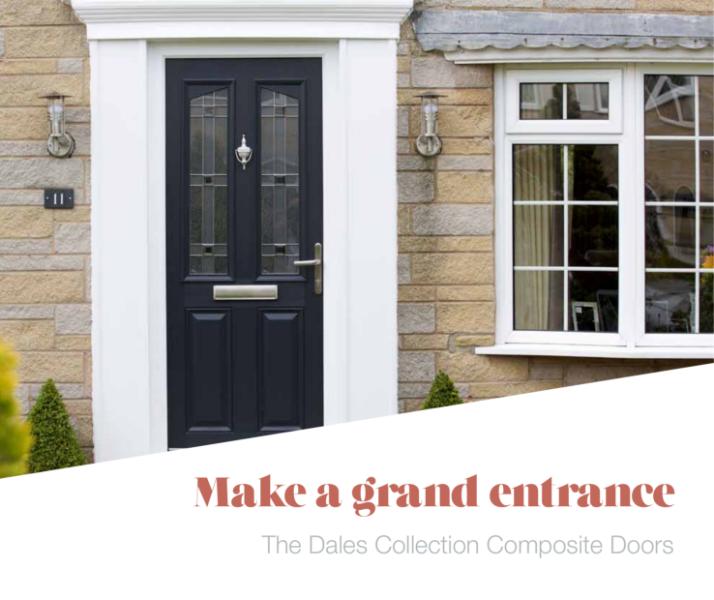 Dales Collection Composite Door Consumer Brochure