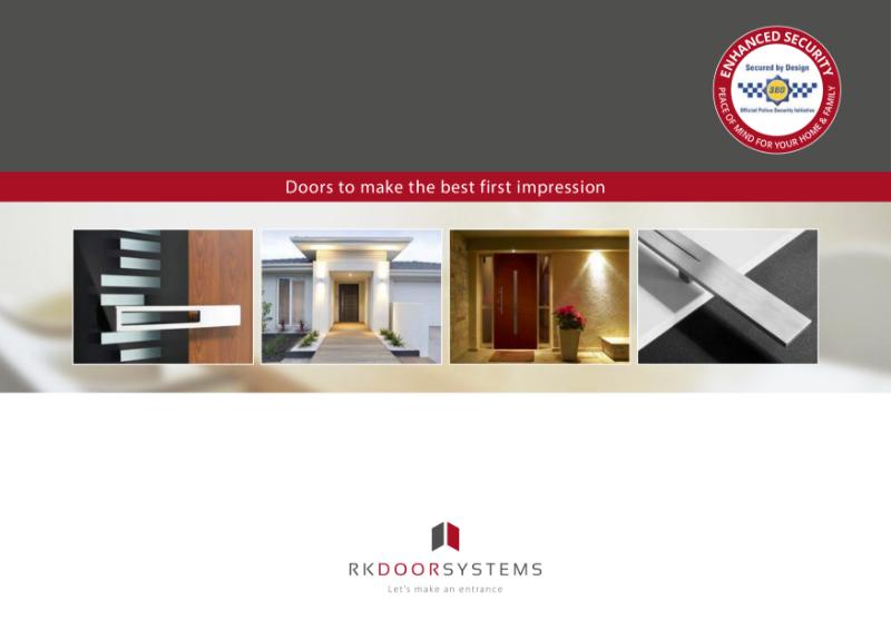 RK Door Systems Brochure