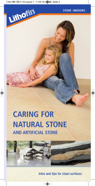 Cleaning and Protecting Natural Stone Indoors