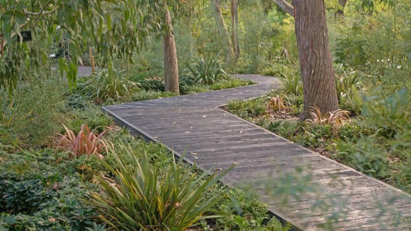 Millboard & Royal Botanic Gardens, Kew