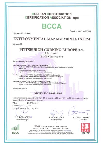 BS EN ISO 14000:2004