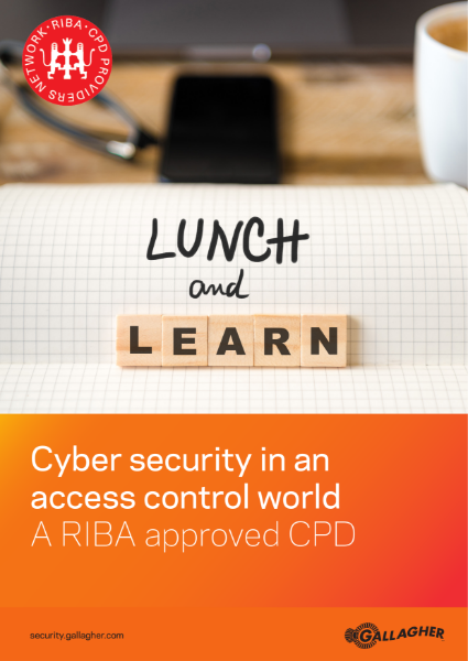 Cyber security in an access control world