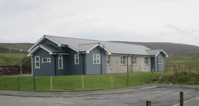 Shetland Islands Council in Brae uses Dimplex ground source heat pumps