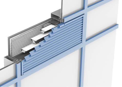 Passivent Window Aircool Ventilator - Standard/Thermal/Acoustic versions