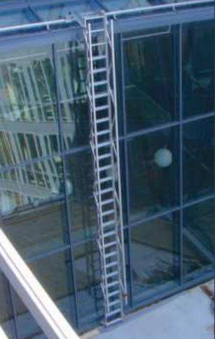 Noracon Travelling Ladder