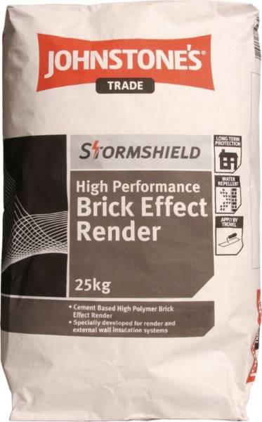 Brick Effect Render