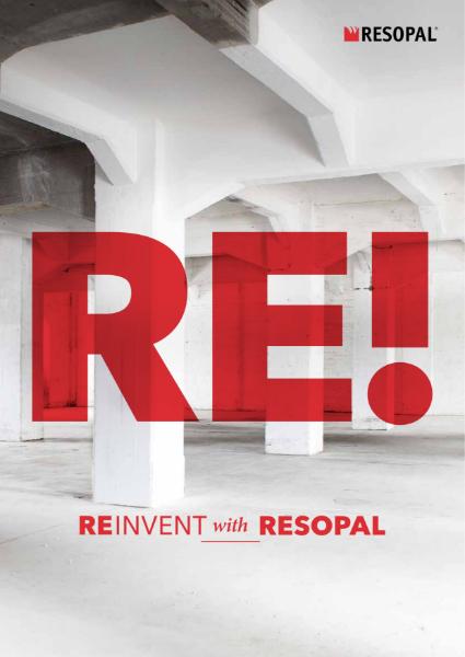 09 RESOPAL Product Information Brochure