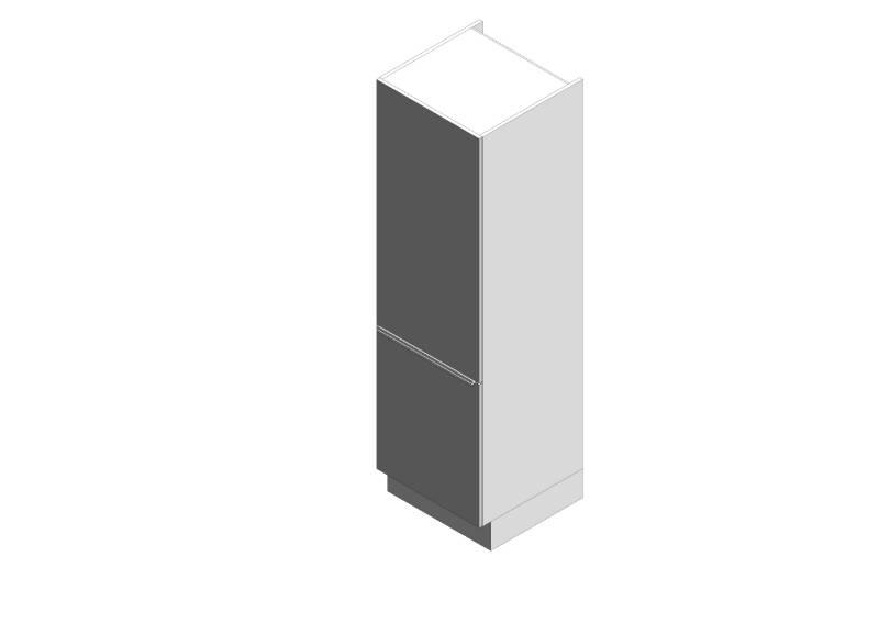 Linear Larder Cabinets