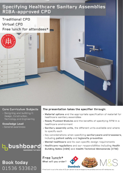 Specifying Healthcare Sanitary Assemblies