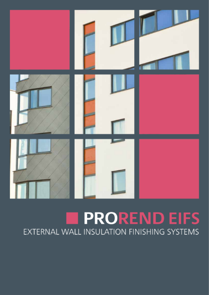 2 Rendered External Insulation Finishing System EWI