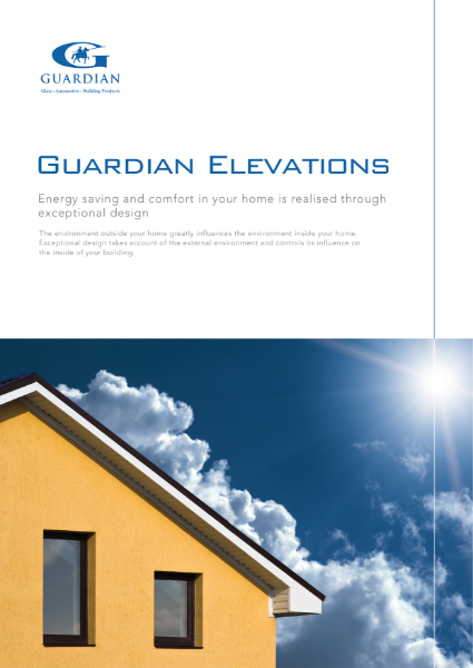 Guardian Elevations - A Guide to Glass Types and Orientation in Building