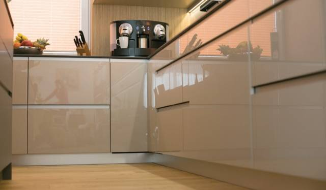 High Gloss Surfaces