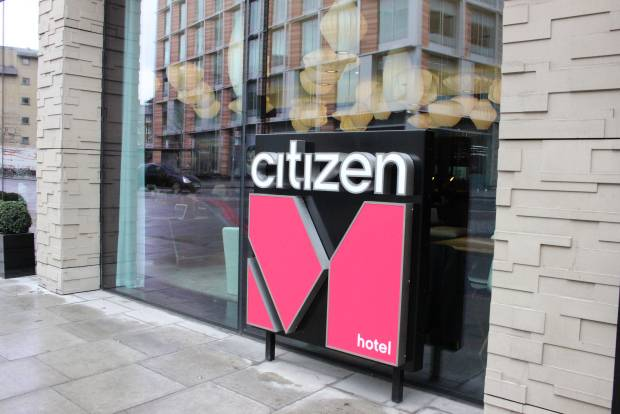 citizenM, Lavington St, London - Fibreform G, GRC Rainscreen Cladding