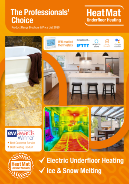 Heat Mat Product Range Brochure