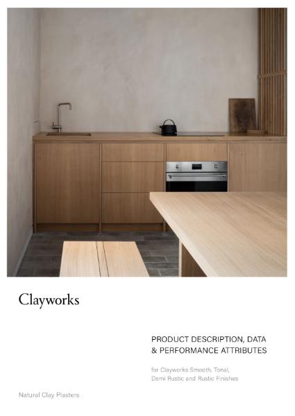 Clayworks product description data