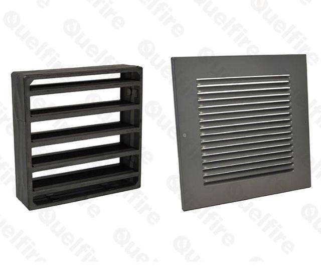 QIG Intumescent Air Transfer Grille