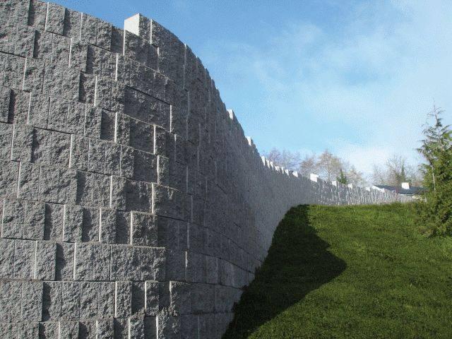 Anchor Landmark® Segmental Retaining Wall Blocks