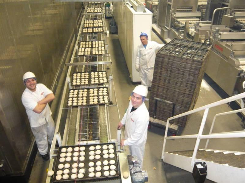 Morrisons hot cross bun bakery gets long lasting flooring solution