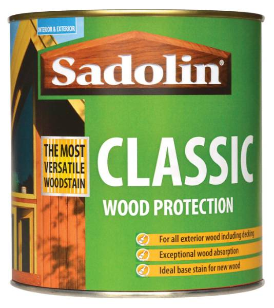 Crown Trade Sadolin Classic Wood Protection