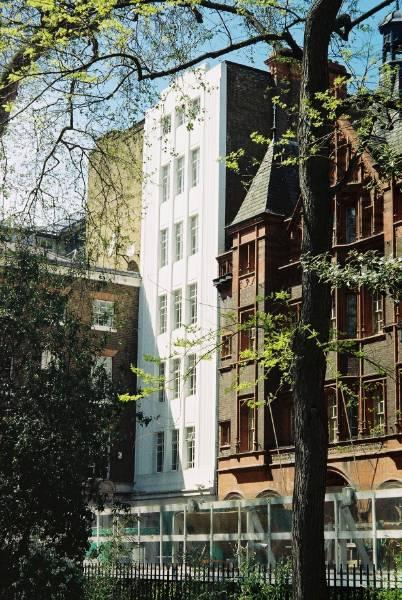 7 Soho Square, London