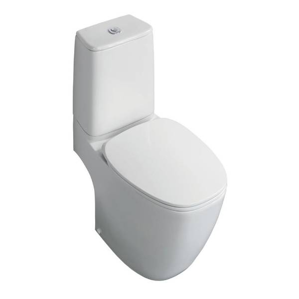 Vara Close Coupled WC Suitewith Aquablade technology