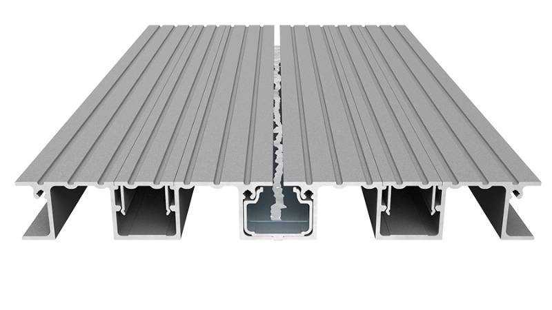 AliDeck Balcony Drainage System Gutter