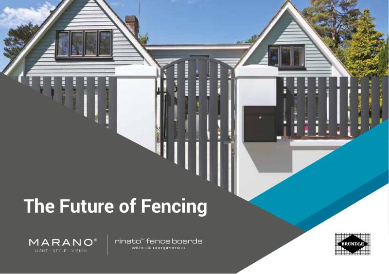 Marano® aluminium fencing systems