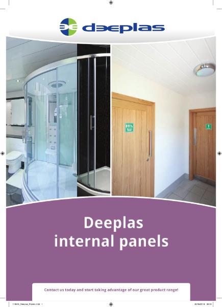 Deeplas Internal Panels Product Brochure