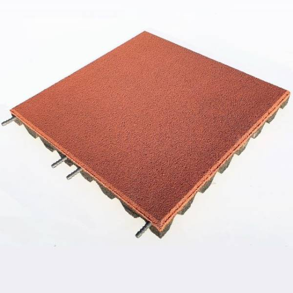 Dflect EPDM Coated Tile