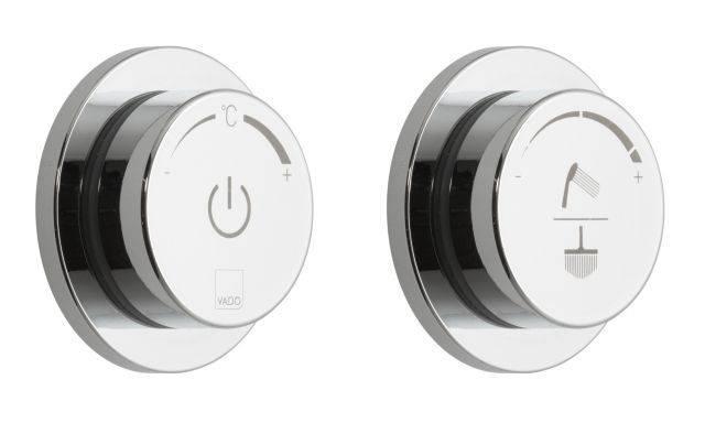 Sensori SmartDial Dual Outlet Shower Control