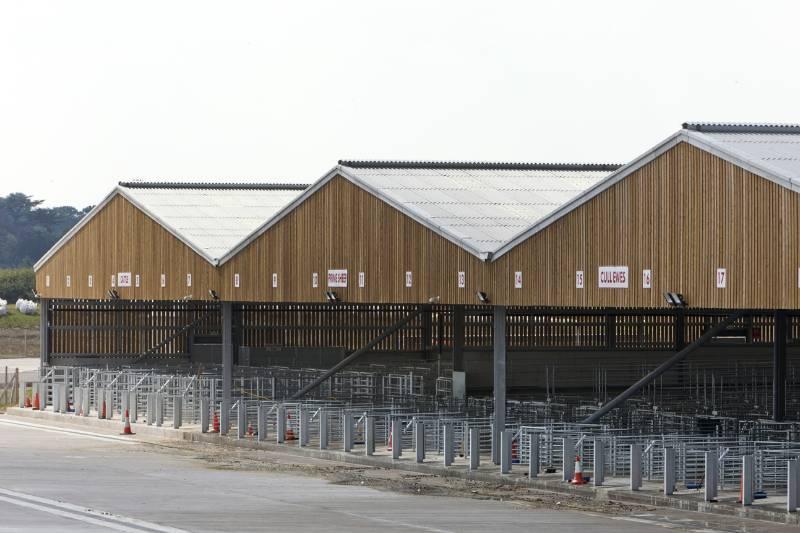 Hereford Livestock Market