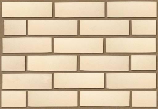 White Engobe - Clay bricks