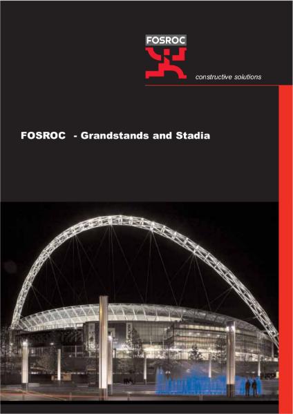 Fosroc Stadia Brochure