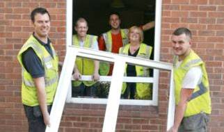 A-rated For Housing Refurbishment