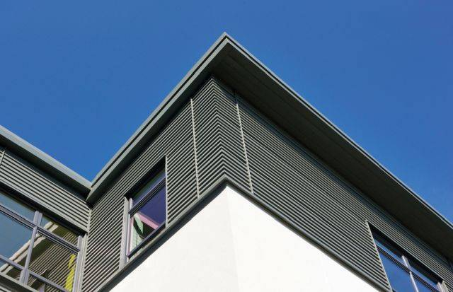 KS1000 LV Insulated Architectural Wall Panel System – PIR